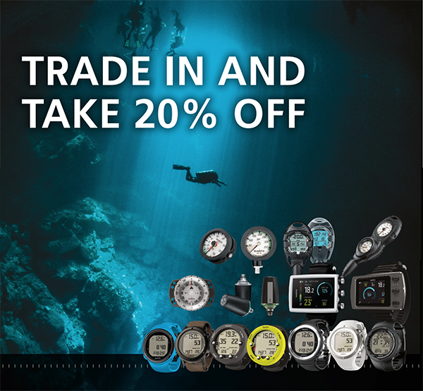Trade in and Trade Up on Suunto Computer