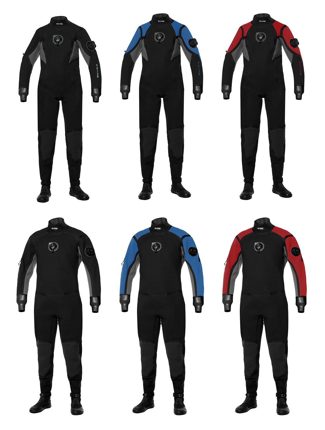 Bare's Latest and Greatest Drysuit to Date