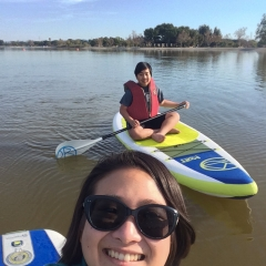 Trip 12/30/18 Stand Up Paddleboard Ecology Tour