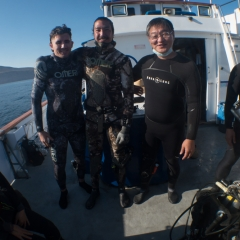 Trip 11/4/20 Anacapa Is. - Peace (Staff Trip)