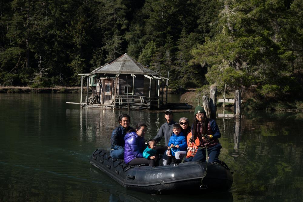 Northern California Camp/Dive/Eco Adventure: Spring 2019