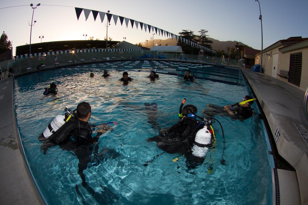 Norman S. Johnson Aquatics Center