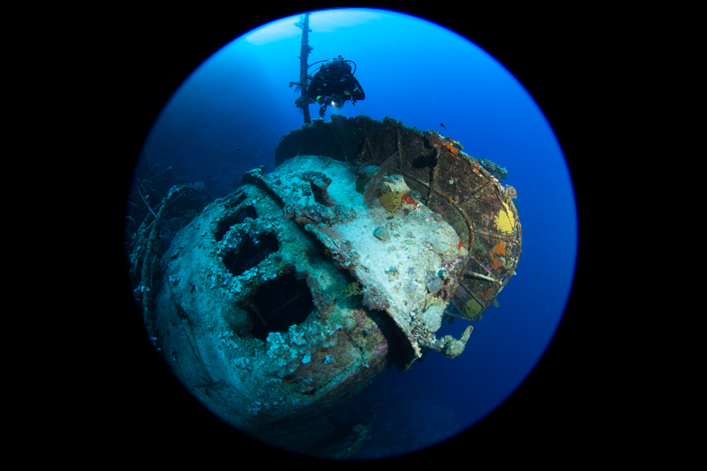 The Wreck of the Taiyo - Solomon Islands Expedition 2018